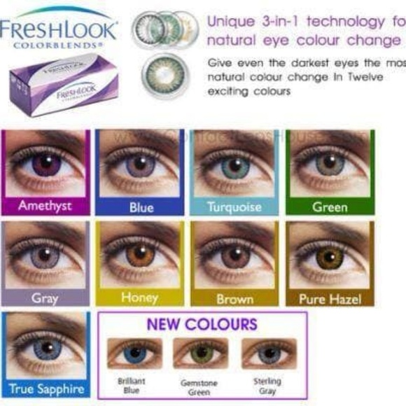 fresh look other choose colors 13 each 3 tones in 1 poshmark